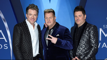 Rascal Flatts coming to Walmart AMP in Rogers this August as part of 'Summer Playlist Tour'