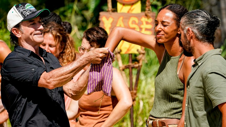 Survivor 41 finally hits the merge and it's full of twists!