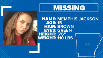 Police safely locate 15-year-old Garland County girl