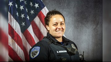 City of Bryant stands behind injured officer shot in the line of duty