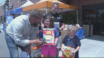 THV11 Summer Cereal Drive kicks off in Benton