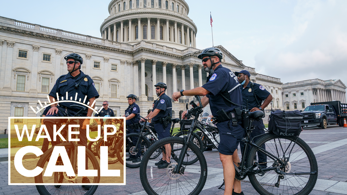 Double homicide & Capitol security | Wake Up Call with Hayden Balgavy