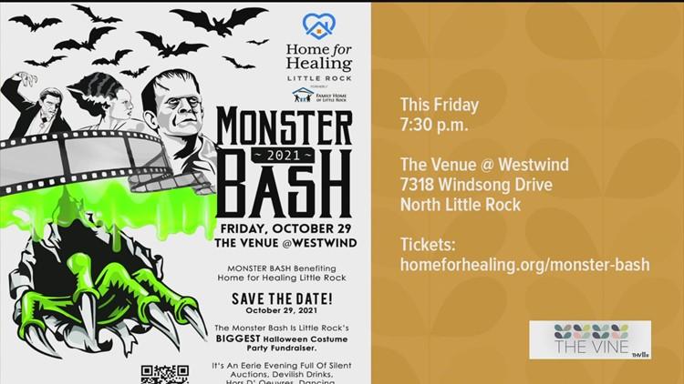 Home for Healing Monster Bash.