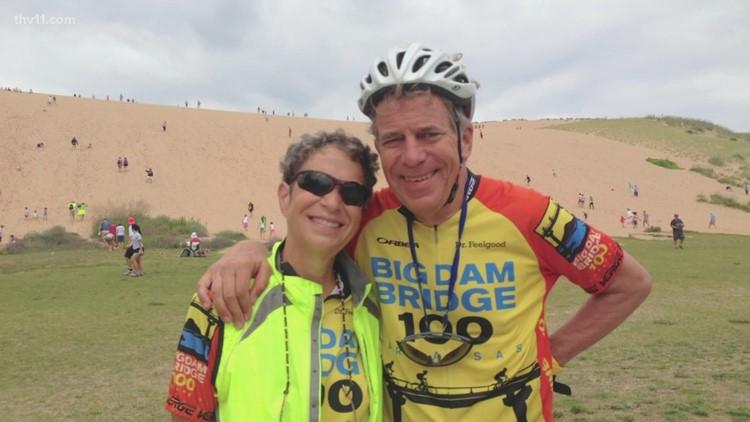 Honoring the woman who helped make the Big Dam Bridge 100 a reality