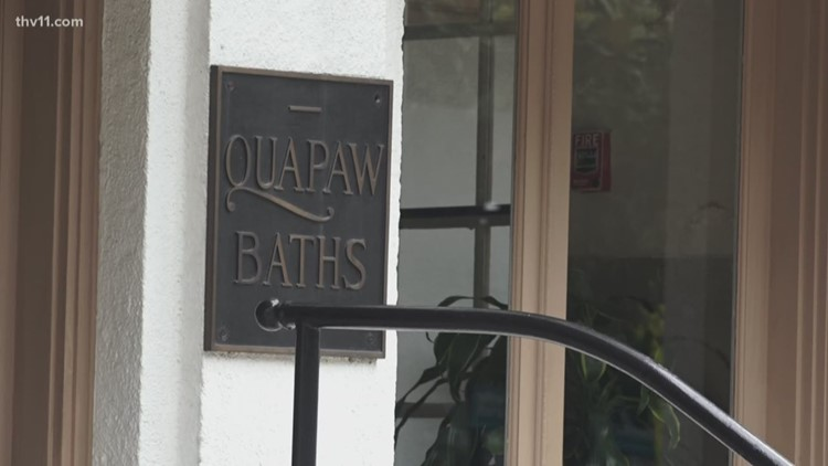 Bacteria found in Hot Springs spa that can cause potentially fatal pneumonia