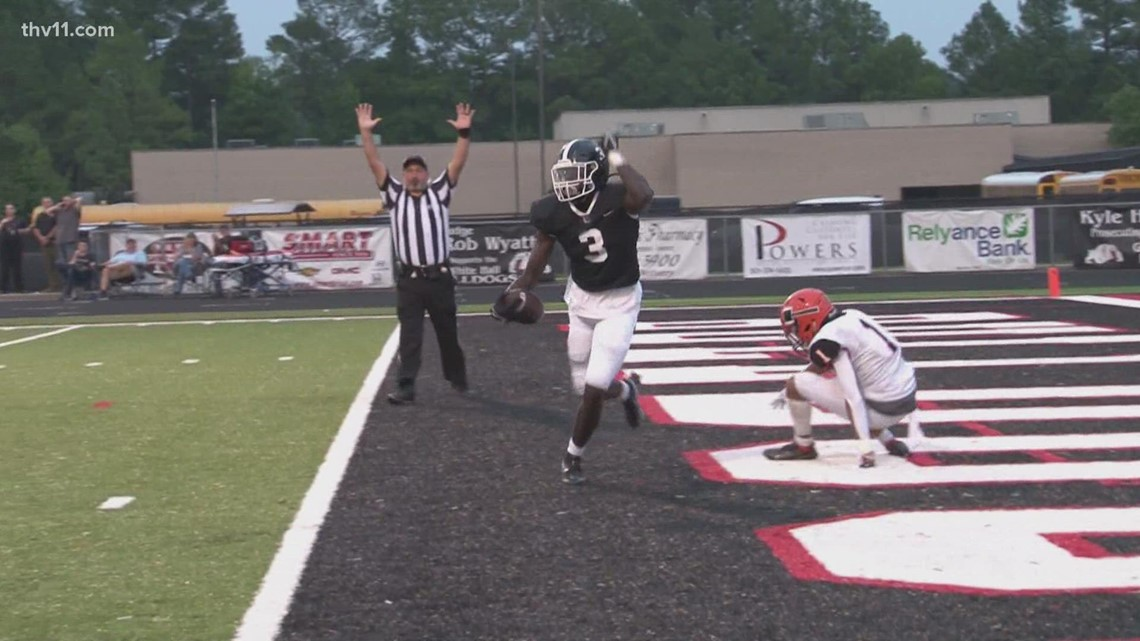 White Hall wins Sweetest Play Week One