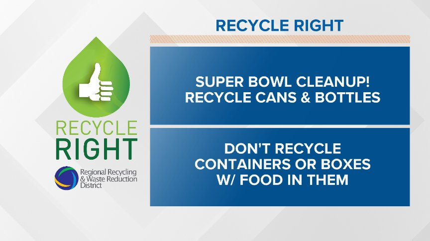 Recycle Right Tips   Week Forty-seven