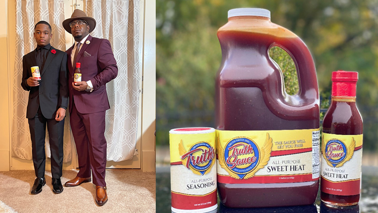 Arkansas Black-owned father-son seasoning sauce becoming 'state-wide phenomenon'