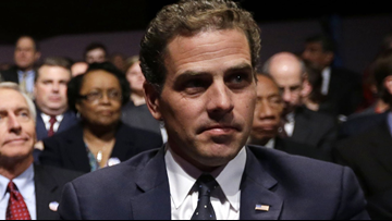 DNA test reveals Hunter Biden is father of Arkansas woman's baby