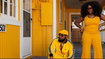Local R&B artists Bijoux and SeanFresh serenade Arkansas with soulful voices