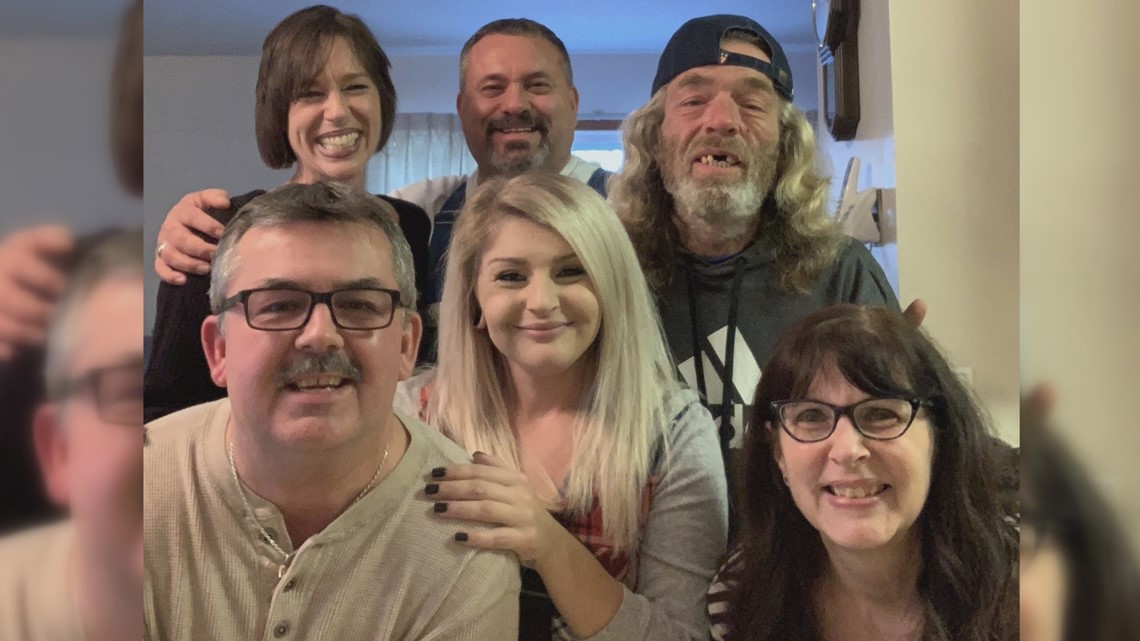 Little Rock woman reunites homeless man with family in Illinois