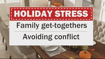 How to deal with Thanksgiving stress
