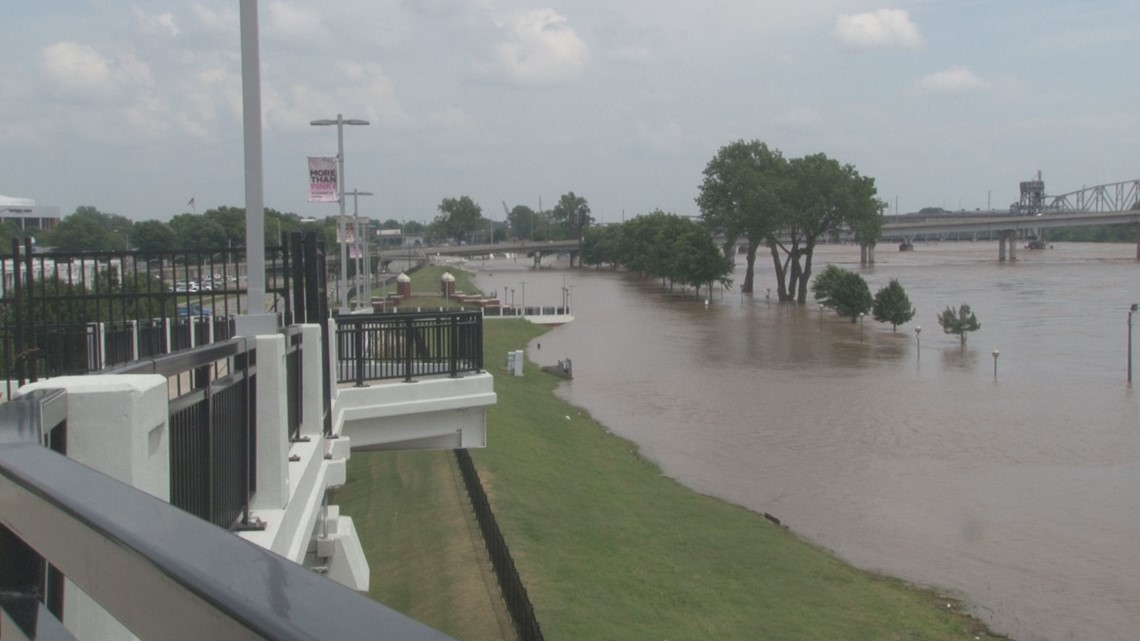 The impact of the Arkansas River flooding may be longer than you think