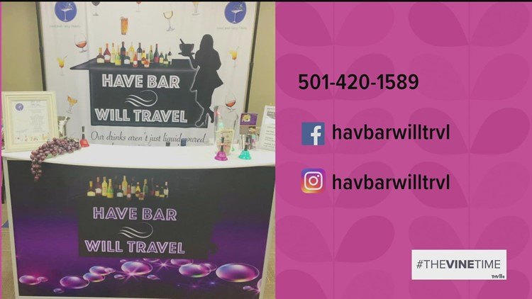Bartending on the go with Have Bar Will Travel