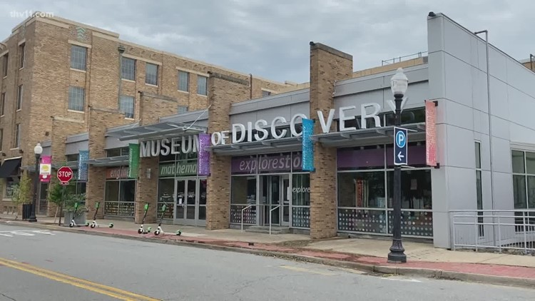 Museum of Discovery lizard dies after pipe bursts, flood causes temporary closure