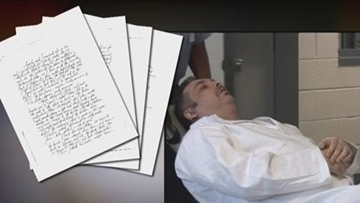 Jack Jones left a letter behind before he was executed. Now, we know he's a serial killer.
