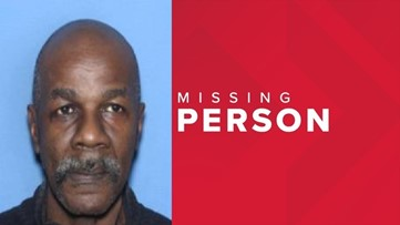 Pine Bluff police searching for 57-year-old man who suffers from depression