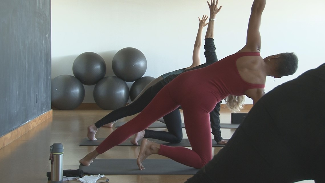 Yoga for people with multiple sclerosis, chronic pain