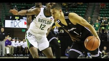 Red-hot Baylor downs UCA in season opener