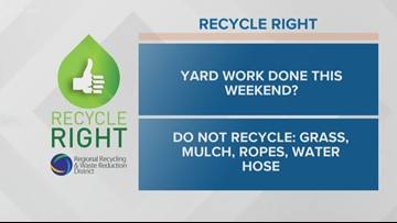Recycle Right Week 49, Tip 1