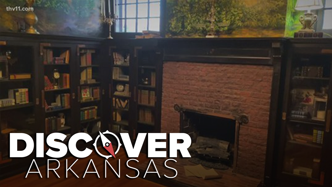 Mystery Mansion Escape Room | Discover Arkansas