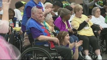 Annual Senior Olympics takes place in Conway