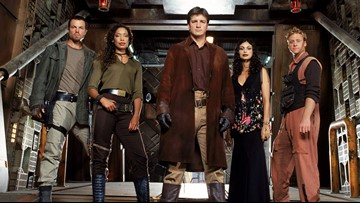 Firefly was the perfect TV show to turn into a movie