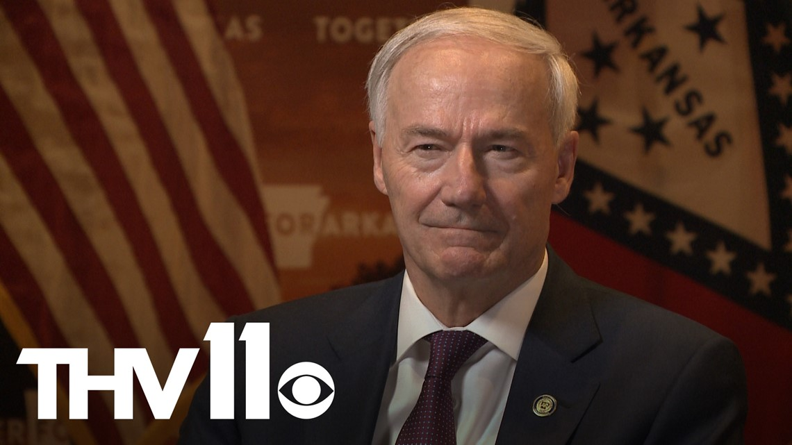 Arkansas governor says he will not sign employee COVID-19 vaccine exemption bill