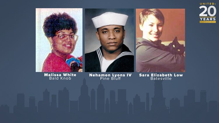 Remembering 3 Arkansans who lost their lives on 20th anniversary of 9/11