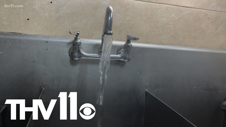 Pine Bluff businesses hurt by ongoing water pressure issues