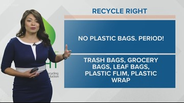 Recycle Right: Week 35, Tip 1