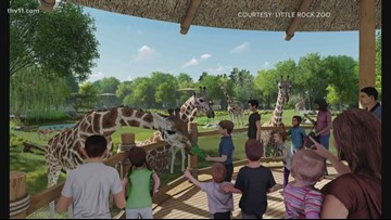 Little Rock Zoo leaders hope special sales tax would transform zoo