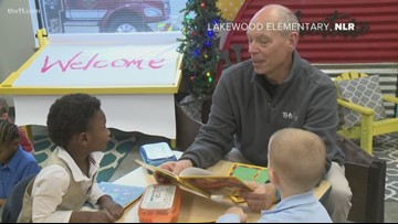 North Little Rock Rotary Club brings 'I Like Me' to elementary schools