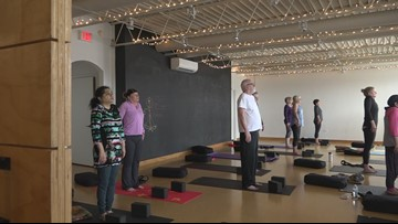 Arkansas yoga teacher has been in love with it for nearly 40 years