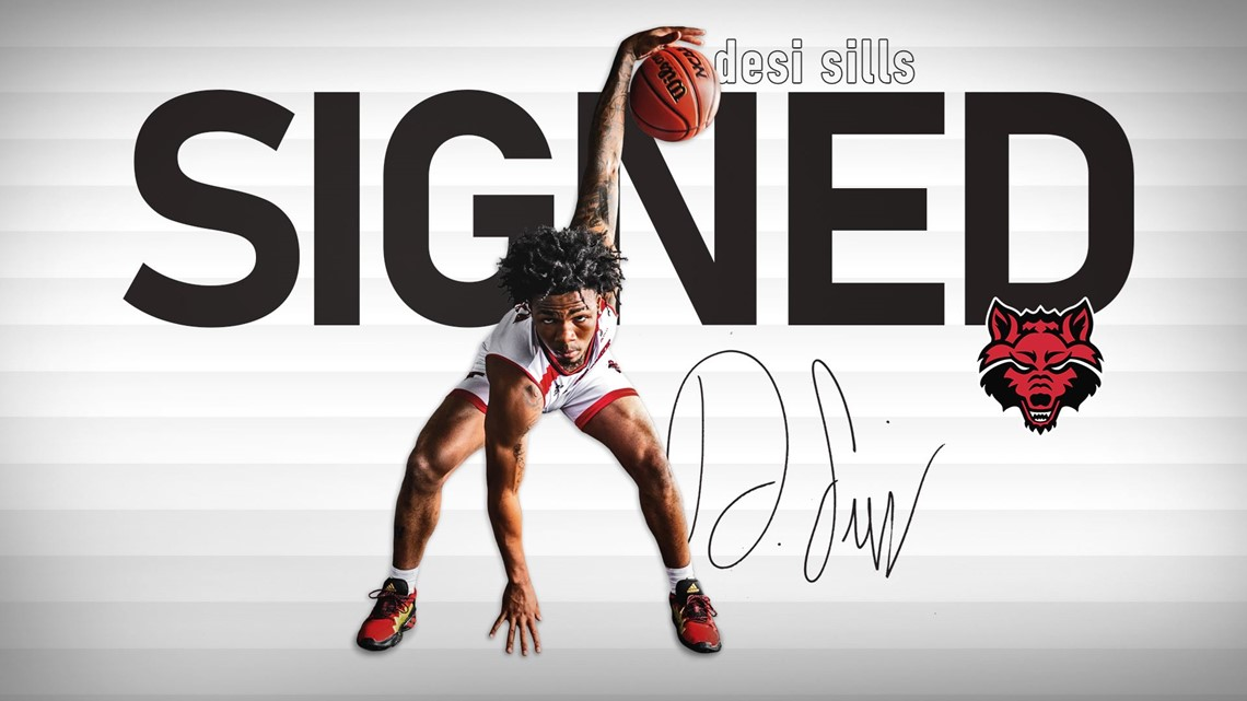 Coming home: Jonesboro native Desi Sills joins Red Wolves