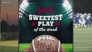 Congrats to Arkadelphia for winning Yarnell's Sweetest Play of week five!