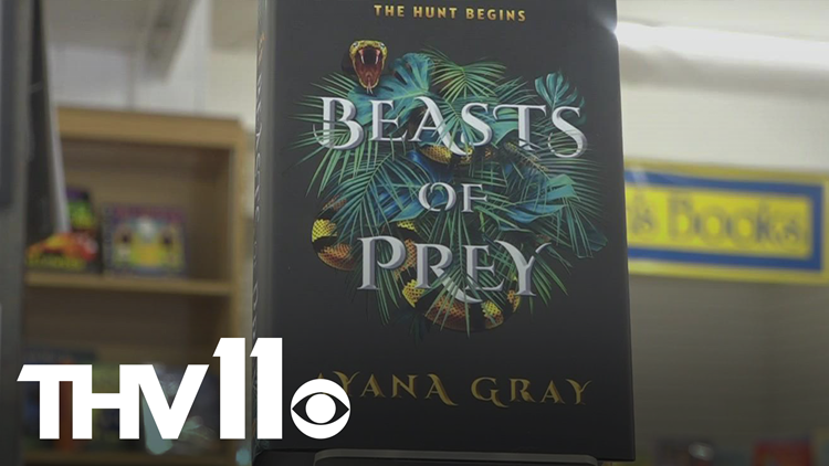 Little Rock author's book 'Beasts of Prey' to become new Netflix film