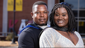 Arkansas couple to receive Master's degrees in Education together at UAPB