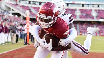 Some Razorbacks and Chad Morris not on same page as Ty Storey makes return