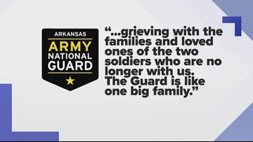 Two Arkansas Army National Guardsmen take their own life this week