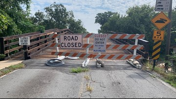Big plans are in place for the North Little Rock wooden bridge currently shut down