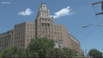 Hot Springs leaders worried as old military hospital is set to shutter