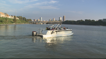 Businesses aim to attract more people out onto the Arkansas River