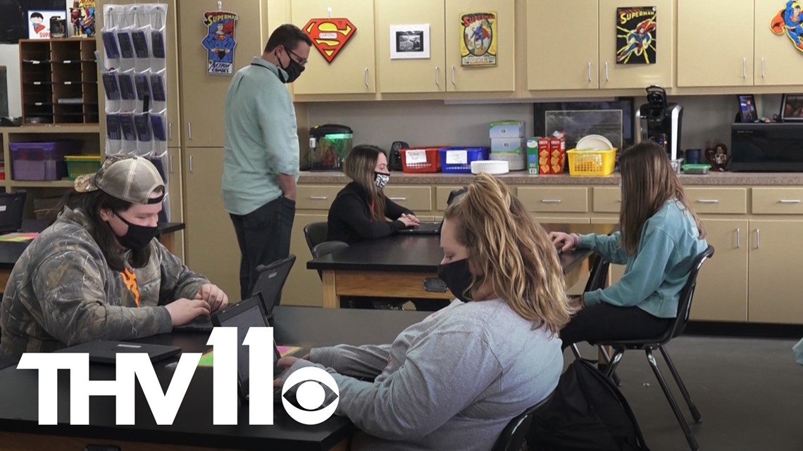 Bauxite schools end virtual Fridays, encourages all students to get back to in-class learning