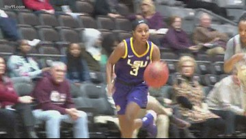 Little Rock Women fall to LSU 65-50