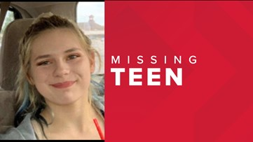 13-year-old girl missing after walking to gas station in Baxter County
