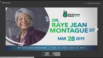 March 28 to become Raye Montague Day in Little Rock