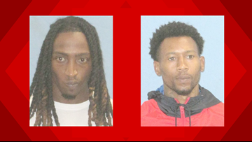 Two men arrested at Jacksonville motel with three underaged girls inside room