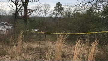 Conway police investigate after human remains found on Stone Road