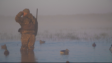 What Arkansas hunters can expect from the weather this duck season